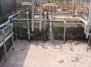 排水処理実例1